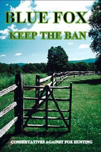 wooden fence keep the ban