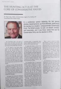 sir roger gale politics first blue fox conservatives against